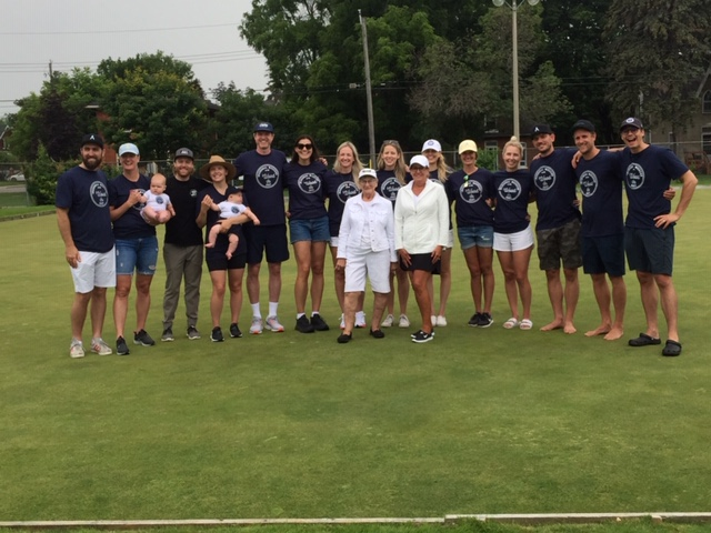 The Lawn Bowling Olympics